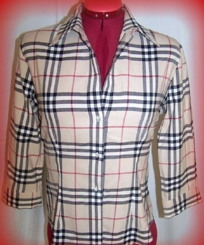 Burberry blouse dames outlet